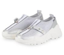 Plateau-Sneaker NAGANO - GRAU/ WEISS
