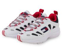 Sneaker - WEISS/ ROT/ DUNKELBLAU