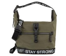Hobo-Bag SMALL CHALLENGE - oliv