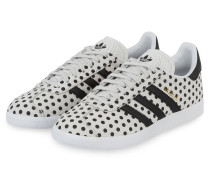 Sneaker GAZELLE - IVORY/ SCHWARZ