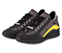 Sneaker 551 - SCHWARZ/ GELB