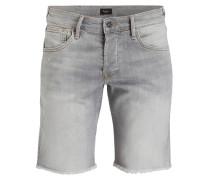 Jeans-Shorts CHAP Slim-Fit - grey