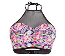 High-Neck-Bikini-Top TEXAS ROSE