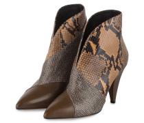 Cowboy Boots ARCHENN - BRAUN