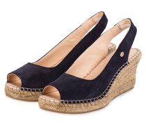 Wedges - DUNKELBLAU