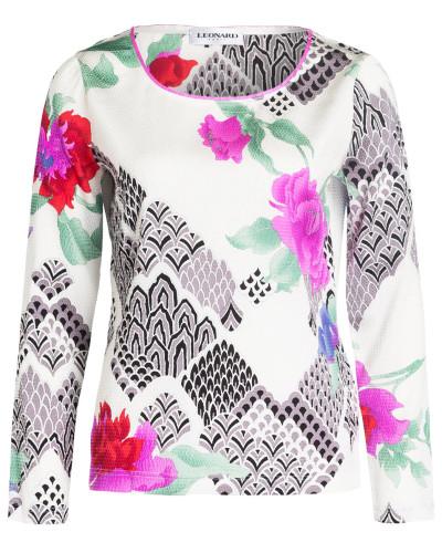 Shirt SHIBODI SALTO mit Seidenanteil