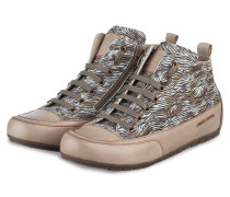 Sneaker ROCK - TAUPE/ WEISS