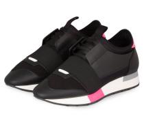 Sneaker RACE RUNNER - SCHWARZ/ PINK/ WEISS