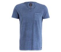 T-Shirt J-RAWSON - blau