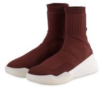 Hightop-Sneaker LOOP - BRICK