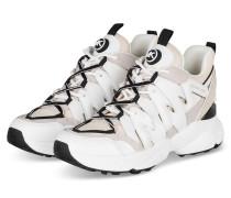 Plateau-Sneaker HERO - ECRU MULTI