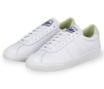 Sneaker 2843 - WEISS/ HELLGRÜN