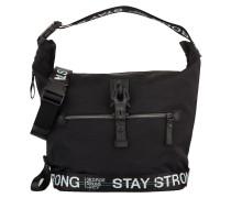 Hobo-Bag SMALL CHALLENGE - schwarz