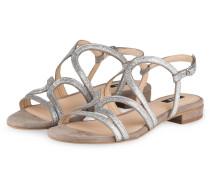 Sandalen BELLA STREET - silber