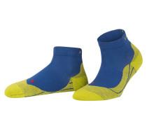 Running-Socken RU4 SHORT - blau