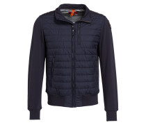 Steppjacke ELLIOT-M im Materialmix