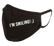 Mund- und Nasenmaske I'M SMILING