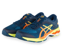 Laufschuhe GEL-KAYANO 26 - BLAU/ ORANGE