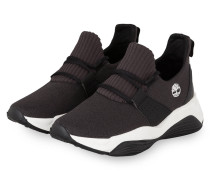 Plateau-Sneaker - SCHWARZ