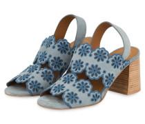 Sandaletten CROSTA - BLAU