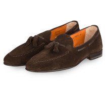 Tassel-Loafer CARLOS - DUNKELBRAUN