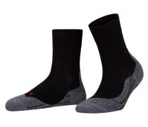 Running-Socken RU4 - schwarz