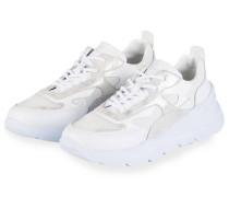 Sneaker FUGA POP - SILBER/ WEISS