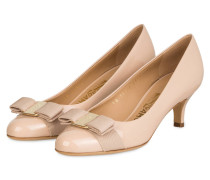 Pumps CARLA - puder