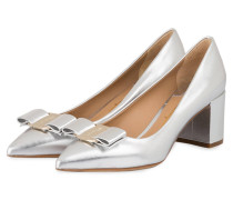 Pumps BIG VARA BOW - SILBER