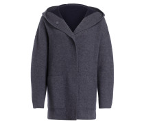 Cashmere-Strickjacke PALMINA