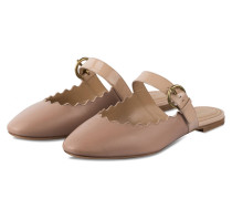 Slipper LAUREN - BEIGE