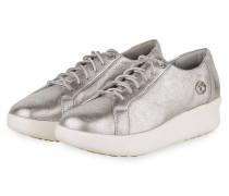 Plateau-Sneaker BERLIN PARK - SILBER