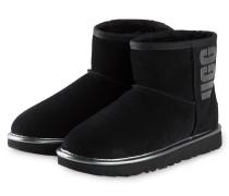 Boots CLASSIC MINI - SCHWARZ