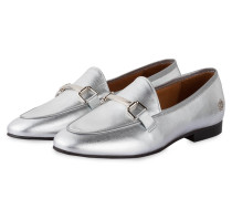 Loafer JACKY - SILBER METALLIC