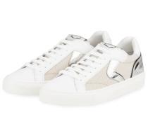 Sneaker CAPRI - WEISS/ SILBER