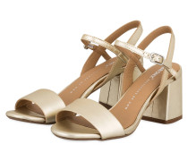 Sandalen - GOLD METALLIC