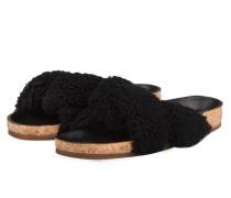 Sandalen SHEERLING - schwarz