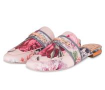 Slipper KLOVAR - rosa