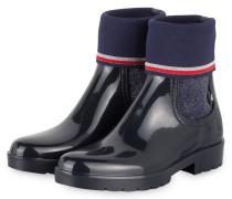 Gummi-Boots - DUNKELBLAU