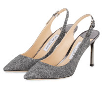 Slingpumps ERIN 85 - anthrazit