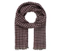 Schal aus Cashmere/Wolle-Gemisch