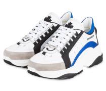 Sneaker BUMPY 551 - WEISS/ BLAU