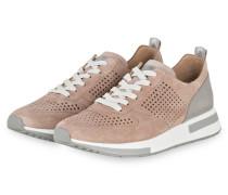 Plateau-Sneaker - NUDE