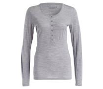 Funktionswäsche-Shirt SILK-WOOL aus