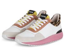 Sneaker - WEISS/ ROSE/ BEIGE