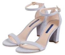 Sandaletten - HELLBLAU