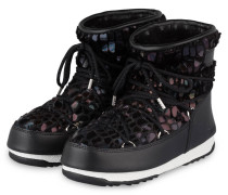 Moon Boots LOW MIRROR - schwarz