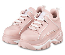 Plateau-Sneaker CLASSIC KICKS - HELLROSA