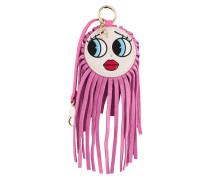 Schlüssel- und Taschenanhänger - rosa