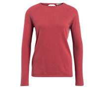 Cashmere-Pullover - himbeere